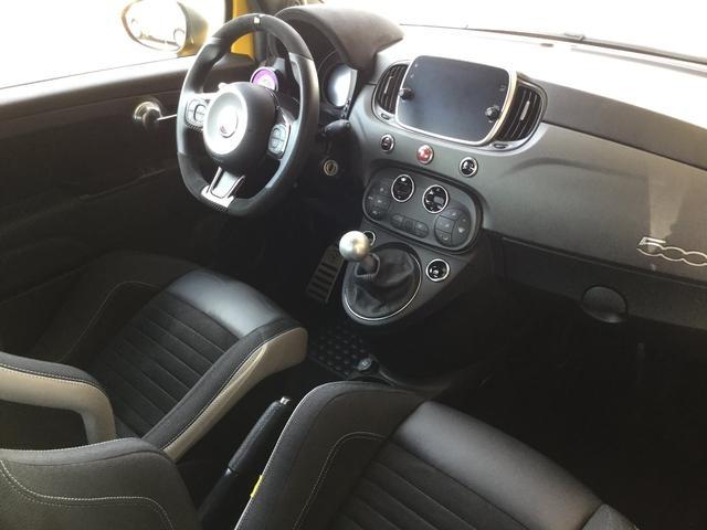 コンペティツィオーネ 左ハンドルマニュアル ユーコネクト 7インチタッチパネル アンドロイドオート アップルカープレイ ETC 認定中古車保証 ロードサービス(36枚目)