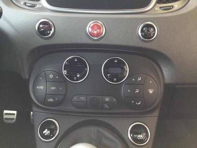 コンペティツィオーネ 左ハンドルマニュアル ユーコネクト 7インチタッチパネル アンドロイドオート アップルカープレイ ETC 認定中古車保証 ロードサービス(41枚目)