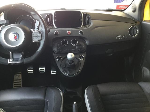 コンペティツィオーネ 左ハンドルマニュアル ユーコネクト 7インチタッチパネル アンドロイドオート アップルカープレイ ETC 認定中古車保証 ロードサービス(58枚目)