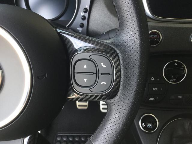 コンペティツィオーネ 左ハンドルマニュアル ユーコネクト 7インチタッチパネル アンドロイドオート アップルカープレイ ETC 認定中古車保証 ロードサービス(63枚目)