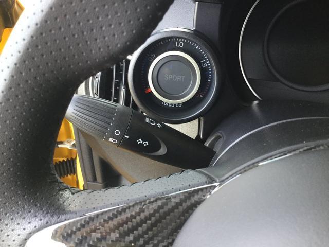 コンペティツィオーネ 左ハンドルマニュアル ユーコネクト 7インチタッチパネル アンドロイドオート アップルカープレイ ETC 認定中古車保証 ロードサービス(64枚目)
