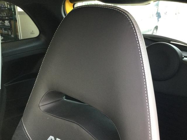 コンペティツィオーネ 左ハンドルマニュアル ユーコネクト 7インチタッチパネル アンドロイドオート アップルカープレイ ETC 認定中古車保証 ロードサービス(67枚目)