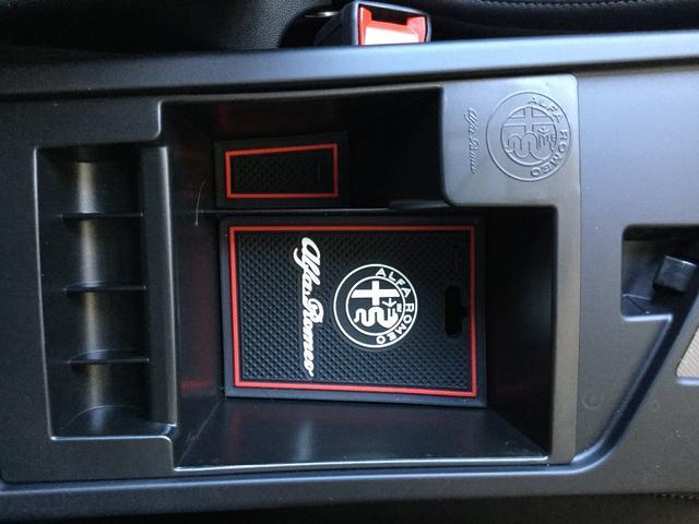 ヴェローチェ 右ハンドルオートマ ユーコネクト アンドロイドオート アップルカープレイ 専用アルミホイル ランフラットタイヤ 認定中古車保証 ロードサービス付(59枚目)