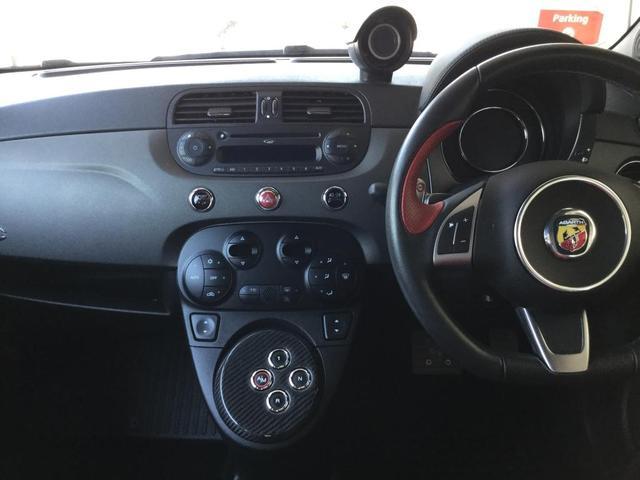 コンペティツィオーネ 右ハンドルオートマ キセノンヘッドライト サベルのシート カーボンシフトパネル ブーストメーター 認定中古車保証 ロードサービス(15枚目)