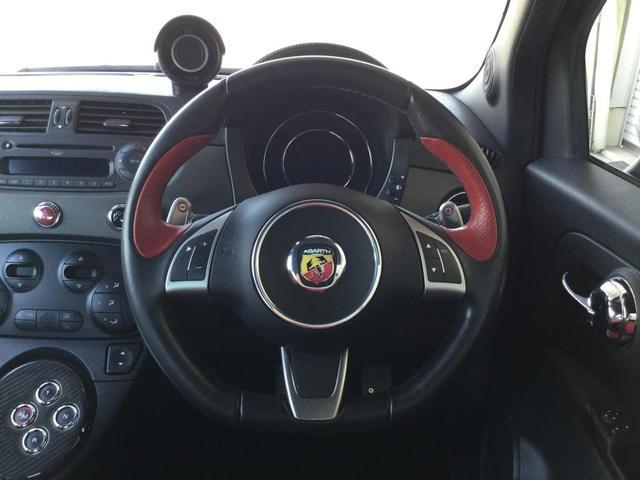 コンペティツィオーネ 右ハンドルオートマ キセノンヘッドライト サベルのシート カーボンシフトパネル ブーストメーター 認定中古車保証 ロードサービス(16枚目)