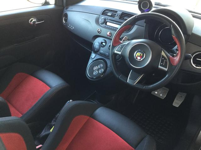 コンペティツィオーネ 右ハンドルオートマ キセノンヘッドライト サベルのシート カーボンシフトパネル ブーストメーター 認定中古車保証 ロードサービス(41枚目)