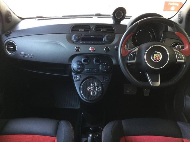 コンペティツィオーネ 右ハンドルオートマ キセノンヘッドライト サベルのシート カーボンシフトパネル ブーストメーター 認定中古車保証 ロードサービス(44枚目)