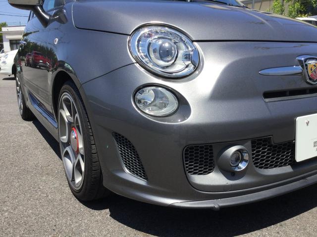 コンペティツィオーネ 右ハンドルオートマ キセノンヘッドライト サベルのシート カーボンシフトパネル ブーストメーター 認定中古車保証 ロードサービス(77枚目)