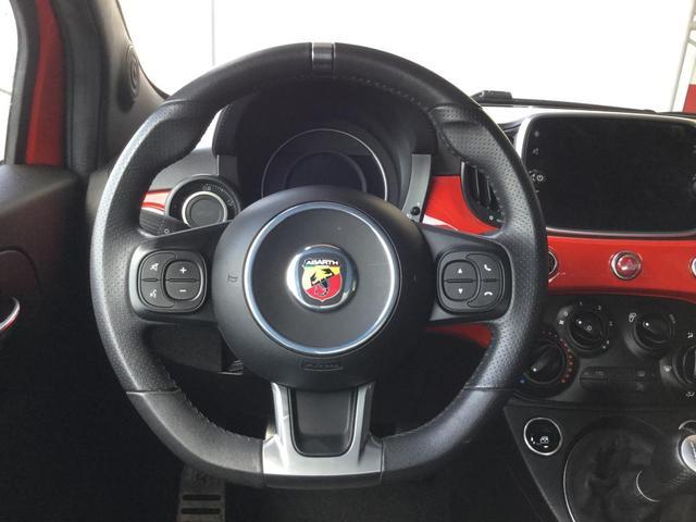 ベースグレード 左ハンドルMT ユーコネクト アンドロイドオート アップルカープレイ ファブリックシート キセノンヘッドライト 認定中古車保証 ロードサービス(16枚目)