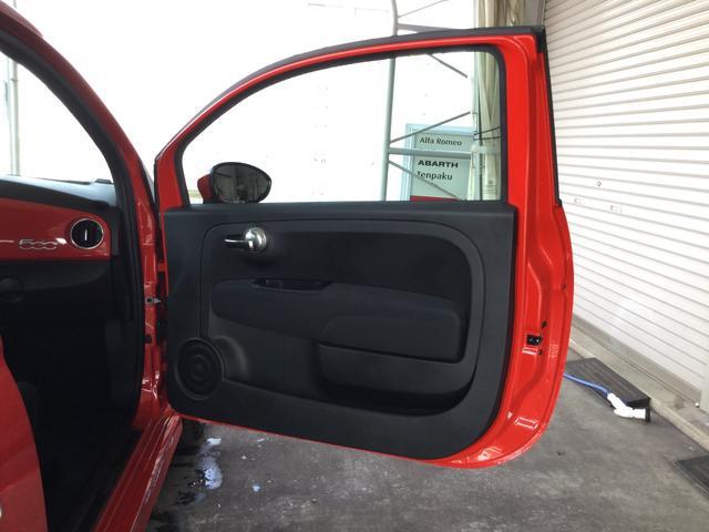 ベースグレード 左ハンドルMT ユーコネクト アンドロイドオート アップルカープレイ ファブリックシート キセノンヘッドライト 認定中古車保証 ロードサービス(36枚目)