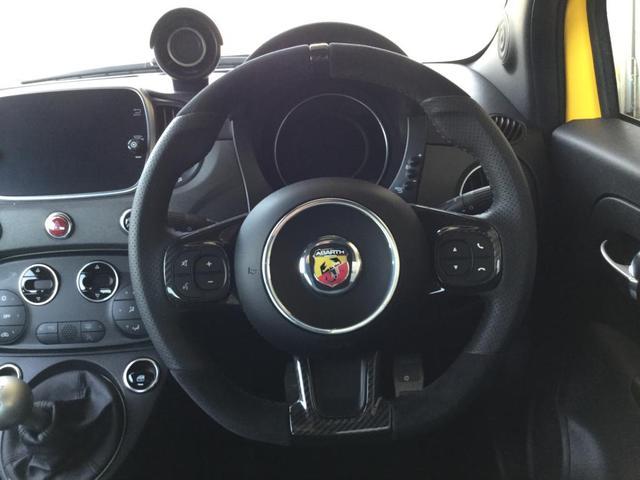 コンペティツィオーネ 右ハンドルマニュアル ユーコネクト アンドロイドオート アップルカープレイ キセノンヘッドライト 認定中古車保証 ロードサービス(16枚目)