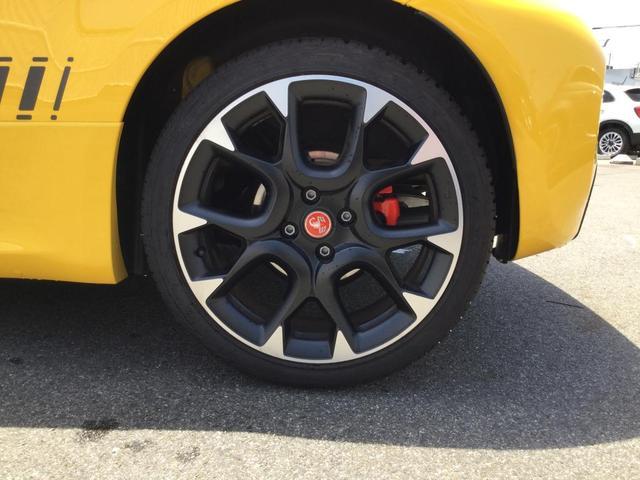コンペティツィオーネ 右ハンドルマニュアル ユーコネクト アンドロイドオート アップルカープレイ キセノンヘッドライト 認定中古車保証 ロードサービス(20枚目)