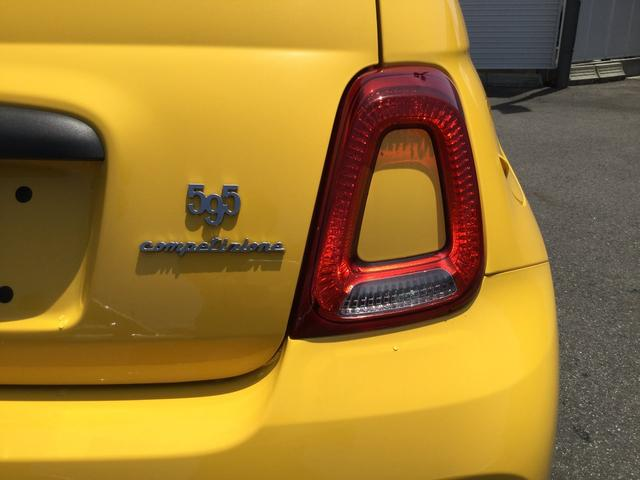 コンペティツィオーネ 右ハンドルマニュアル ユーコネクト アンドロイドオート アップルカープレイ キセノンヘッドライト 認定中古車保証 ロードサービス(26枚目)