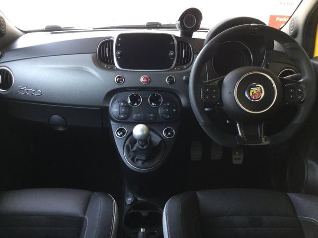 コンペティツィオーネ 右ハンドルマニュアル ユーコネクト アンドロイドオート アップルカープレイ キセノンヘッドライト 認定中古車保証 ロードサービス(42枚目)