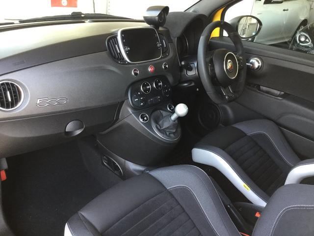 コンペティツィオーネ 右ハンドルマニュアル ユーコネクト アンドロイドオート アップルカープレイ キセノンヘッドライト 認定中古車保証 ロードサービス(67枚目)