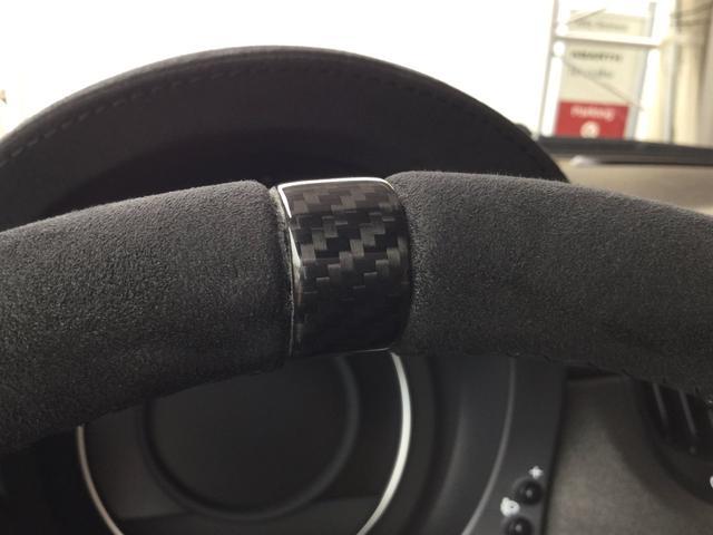 コンペティツィオーネ 左ハンドルマニュアル 2DINナビ ETC サベルトシート キセノンヘッドライト サイドデカール 認定中古車保証 ロードサービス付(64枚目)