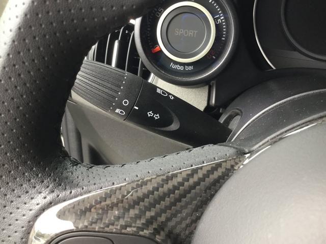 コンペティツィオーネ 左ハンドルマニュアル 2DINナビ ETC サベルトシート キセノンヘッドライト サイドデカール 認定中古車保証 ロードサービス付(65枚目)