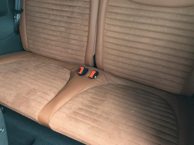 コンペティツィオーネ 左ハンドルマニュアル 2DINナビ ETC サベルトシート キセノンヘッドライト サイドデカール 認定中古車保証 ロードサービス付(72枚目)