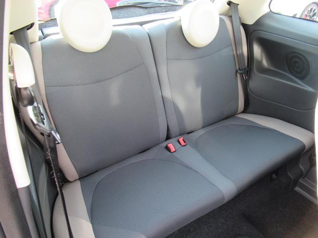 ツインエア ポップ ツインエアエンジン ハロゲンヘッドライト ファブリックシート 認定中古車保証 ロードサービス付(14枚目)
