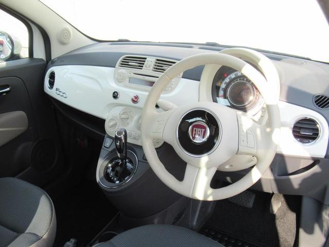 ツインエア ポップ ツインエアエンジン ハロゲンヘッドライト ファブリックシート 認定中古車保証 ロードサービス付(16枚目)