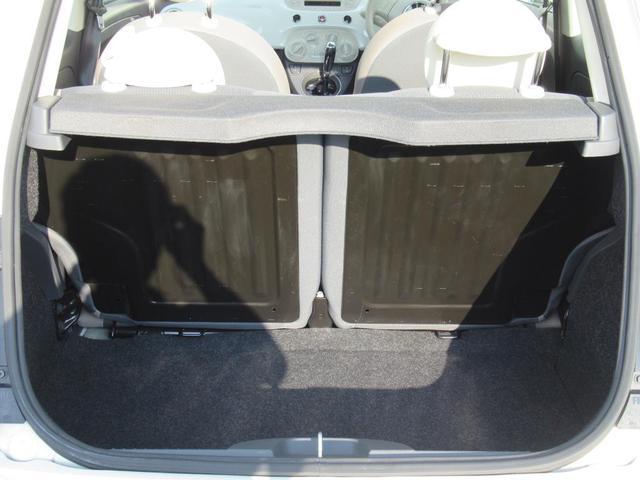 ツインエア ポップ ツインエアエンジン ハロゲンヘッドライト ファブリックシート 認定中古車保証 ロードサービス付(18枚目)
