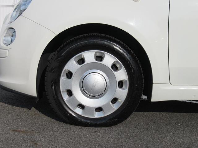 ツインエア ポップ ツインエアエンジン ハロゲンヘッドライト ファブリックシート 認定中古車保証 ロードサービス付(19枚目)