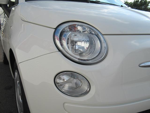 ツインエア ポップ ツインエアエンジン ハロゲンヘッドライト ファブリックシート 認定中古車保証 ロードサービス付(23枚目)