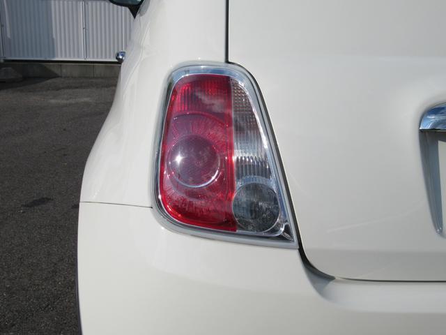 ツインエア ポップ ツインエアエンジン ハロゲンヘッドライト ファブリックシート 認定中古車保証 ロードサービス付(32枚目)