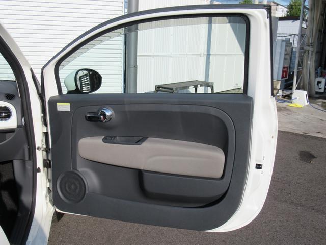 ツインエア ポップ ツインエアエンジン ハロゲンヘッドライト ファブリックシート 認定中古車保証 ロードサービス付(43枚目)