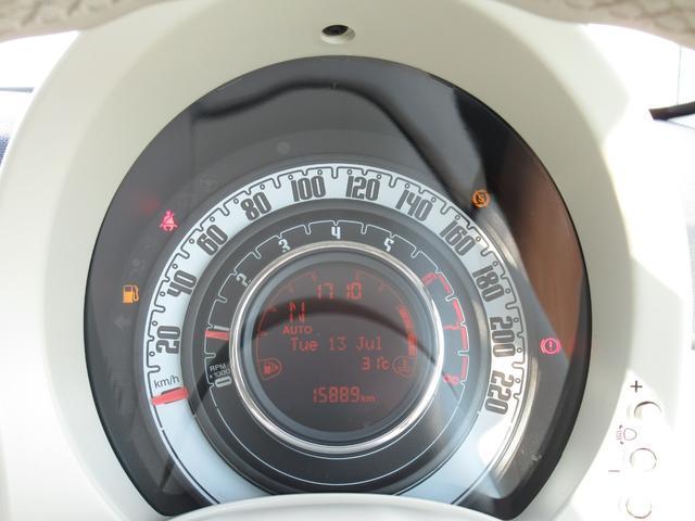 ツインエア ポップ ツインエアエンジン ハロゲンヘッドライト ファブリックシート 認定中古車保証 ロードサービス付(46枚目)