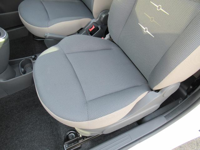 ツインエア ポップ ツインエアエンジン ハロゲンヘッドライト ファブリックシート 認定中古車保証 ロードサービス付(75枚目)