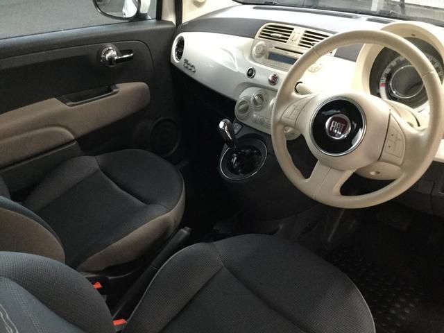 ツインエア ポップ 2気筒エンジン 右ハンドルオートマ 認定中古車保証 ロードサービス付(12枚目)