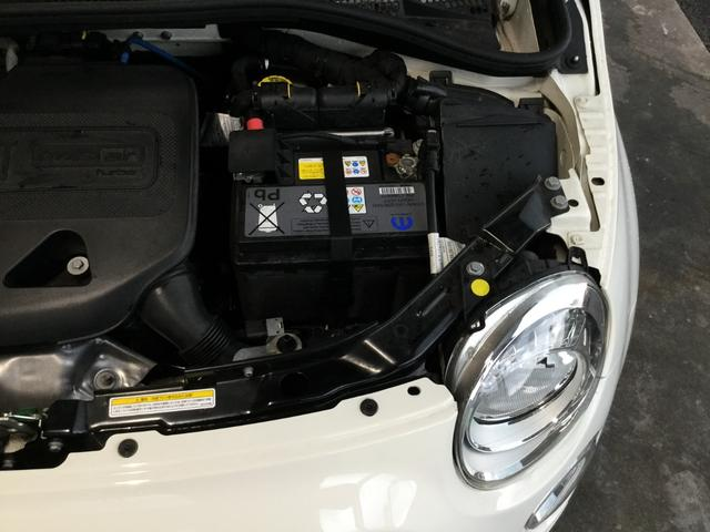 ツインエア ポップ 2気筒エンジン 右ハンドルオートマ 認定中古車保証 ロードサービス付(22枚目)