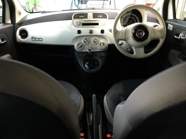 ツインエア ポップ 2気筒エンジン 右ハンドルオートマ 認定中古車保証 ロードサービス付(29枚目)