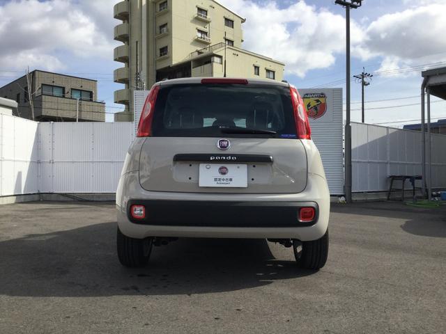 フィアット フィアット パンダ イージー 元試乗車 ツインエアエンジン 新車保証継承