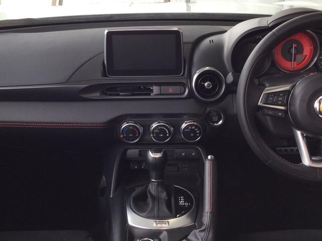 アバルト アバルト124 スパイダー ベースグレード ETC 元試乗車  新車保証継承