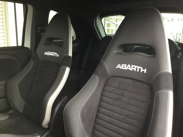 「アバルト」「 アバルト595」「コンパクトカー」「愛知県」の中古車13