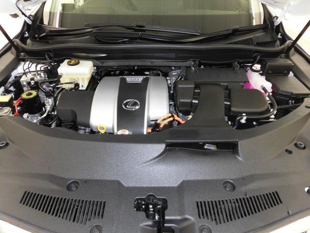 RX450h BlackSequence CPO認定中古車(18枚目)