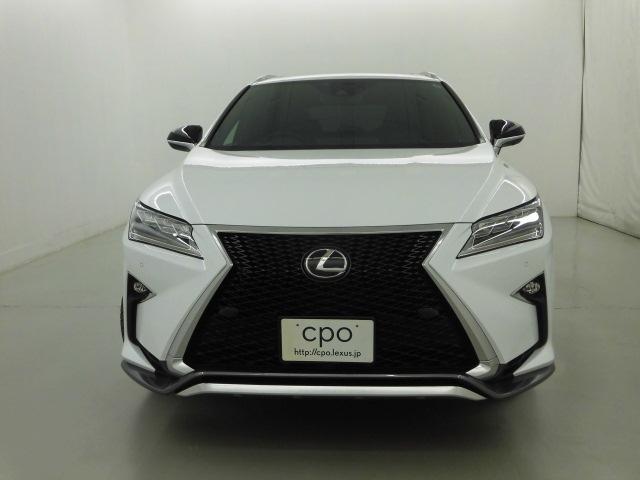 RX200t Fスポーツ CPO認定中古車 メモリーナビ(6枚目)
