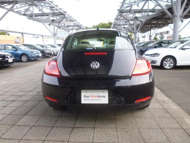 フォルクスワーゲン VW ザ・ビートル Design 1オーナー 禁煙車