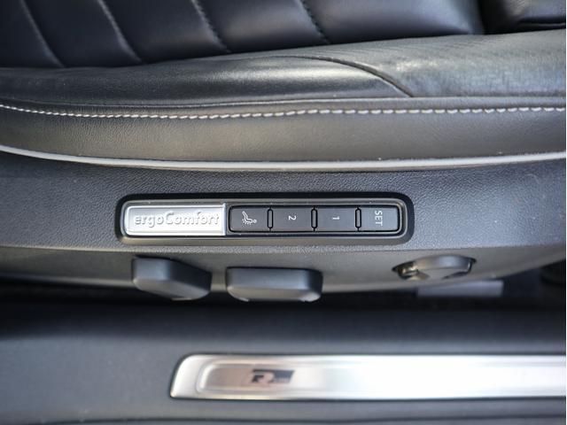 運転席はシートメモリー+マッサージ機能も装備しております。