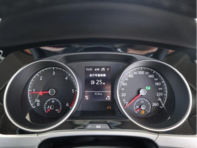 TDI コンフォートライン 登録済未使用車 純正ナビ ETC(15枚目)