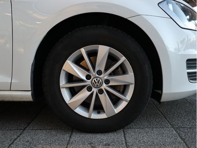 TSIトレンドラインブルーモーションテクノロジー 認定中古車 1オーナー 禁煙車 CD Bluetooth ETC(10枚目)