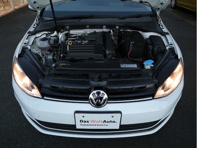 TSIトレンドラインブルーモーションテクノロジー 認定中古車 1オーナー 禁煙車 CD Bluetooth ETC(21枚目)