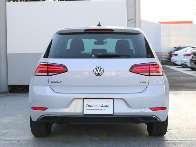 TSIコンフォートライン 認定中古車 1オーナー 禁煙車 純正ナビ Bluetooth バックカメラ ETC USB アダプティブクルーズコントロール レーンアシスト(6枚目)