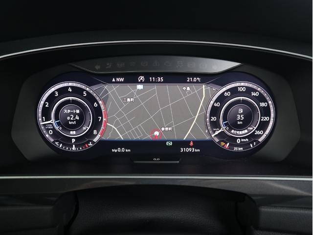 ディスカバーPRO大画面9.2インチタッチパネルの高性能ナビには、フルセグTV、CD、DVD、SDカード、Bluetooth、Volkswagen Car-Netの機能を搭載しています。