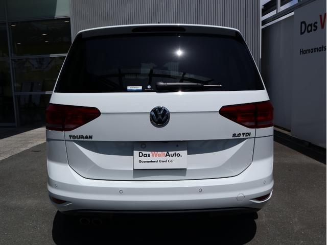 TDI ハイライン 認定中古車 1オーナー 禁煙車 純正ナビ Bluetooth バックカメラ ETC USB アダプティブクルーズコントロール レーンアシスト 3列シート シートヒーター(6枚目)