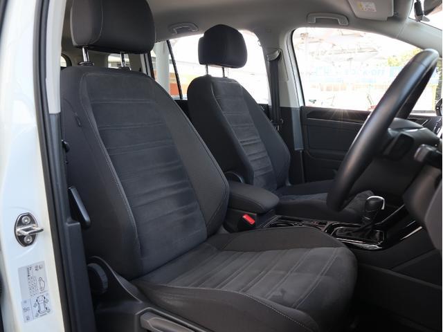 TDI ハイライン 認定中古車 1オーナー 禁煙車 純正ナビ Bluetooth バックカメラ ETC USB アダプティブクルーズコントロール レーンアシスト 3列シート シートヒーター(11枚目)