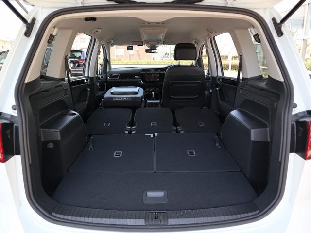 TDI ハイライン 認定中古車 1オーナー 禁煙車 純正ナビ Bluetooth バックカメラ ETC USB アダプティブクルーズコントロール レーンアシスト 3列シート シートヒーター(24枚目)