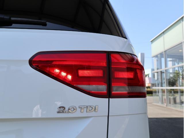 TDI ハイライン 認定中古車 1オーナー 禁煙車 純正ナビ Bluetooth バックカメラ ETC USB アダプティブクルーズコントロール レーンアシスト 3列シート シートヒーター(57枚目)